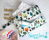 Nuggles! Multi-Use Wallet (Triple Compartment)