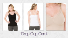 Ingrid & Isabel Nursing Cami (Drop Cup)