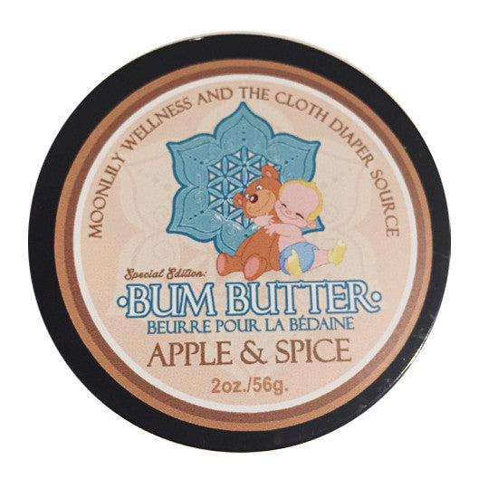 MoonLily Exclusive - Apple & Spice Bum Butter (2oz)