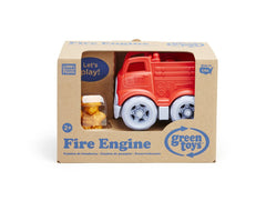 Green Toys Mini Fire Engine