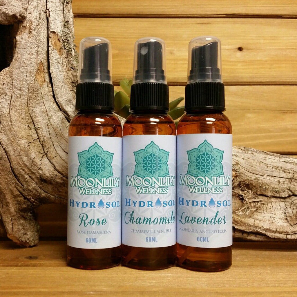 MoonLily Wellness - Hydrosol Baby Bundle