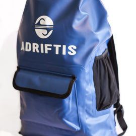 Waterproof Backpack - Blue | Adrift Essentials Online Shopping | Surf Collective of Male & Female Clothing & Accessories