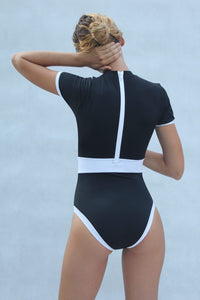 Reef Short Arms One Piece Swimsuit | Adrift Essentials Online Shopping | Surf Collective of Male & Female Clothing & Accessories