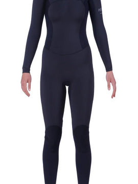 LADIES - RCYLD 3.2 HEVEA CZ STEAMER - BLACK/OFF-BLACK | Adrift Essentials Online Shopping | Surf Collective of Male & Female Clothing & Accessories