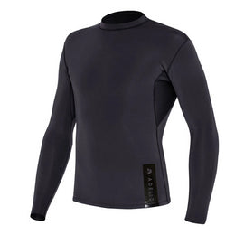 MYER 1.5 BLACK LONG SLEEVE VEST | Adrift Essentials Online Shopping | Surf Collective of Male & Female Clothing & Accessories