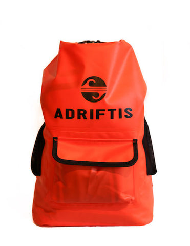 Waterproof Backpack - Orange | Adrift Essentials Online Shopping | Surf Collective of Male & Female Clothing & Accessories