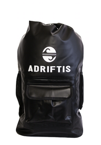 878f36f3ccf Waterproof Backpack - Black – Adrift Essentials