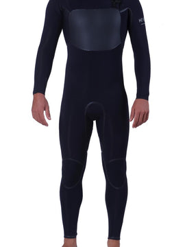 WDT 3.2 HEVEA CZ STEAMER - BLACK | Adrift Essentials Online Shopping | Surf Collective of Male & Female Clothing & Accessories