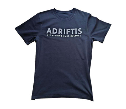 Mens Adriftis Tee | Adrift Essentials Online Shopping | Surf Collective of Male & Female Clothing & Accessories