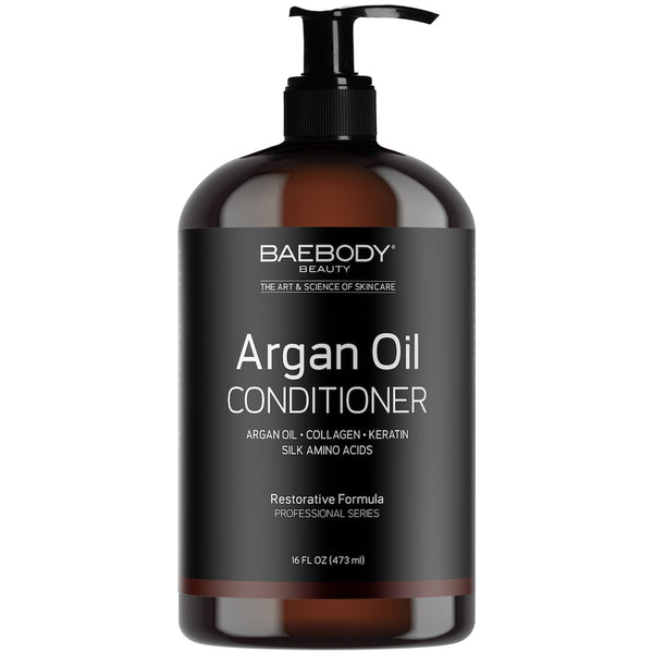 Argan Oil Conditioner - available at Amazon