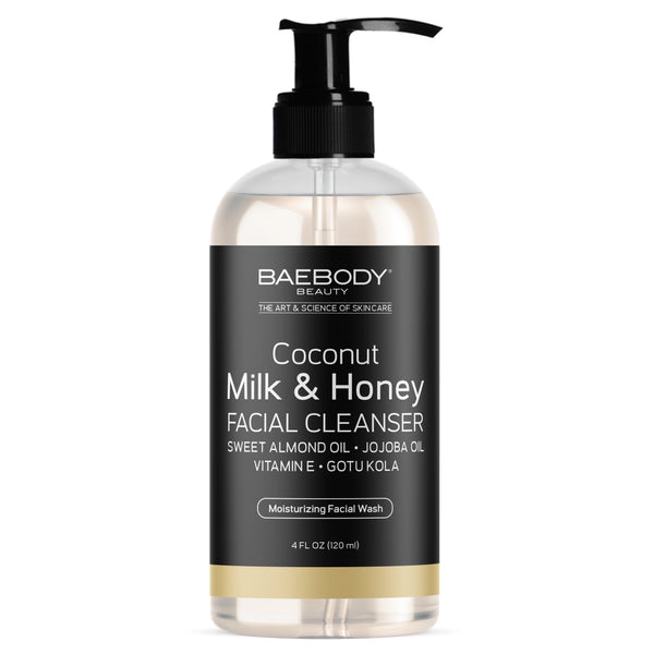 Milk and Honey Facial Cleanser