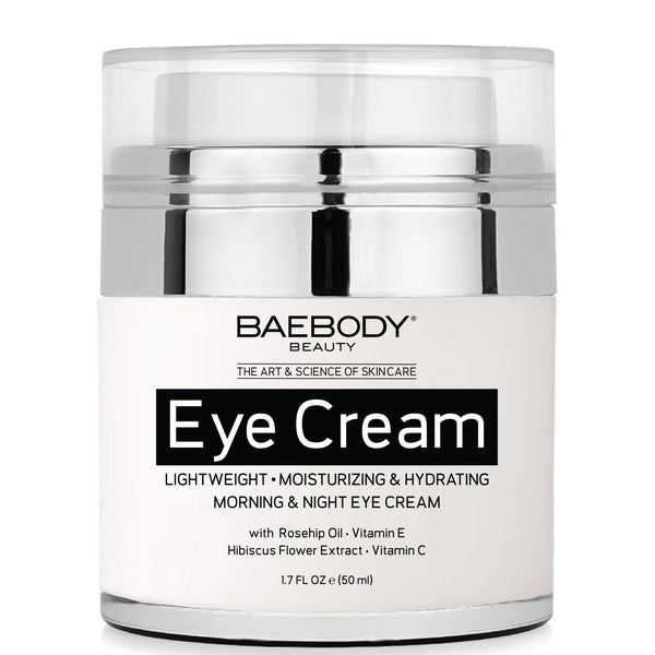 Rosehip Eye Cream - available at Amazon