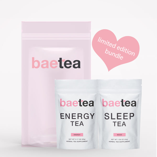 Sleep & Energy Tea Bundle (Special Edition!)