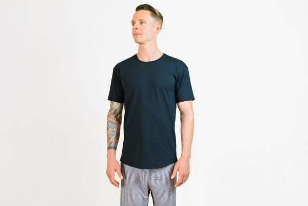 Mens Action Shirt - short sleeve breathable rashie