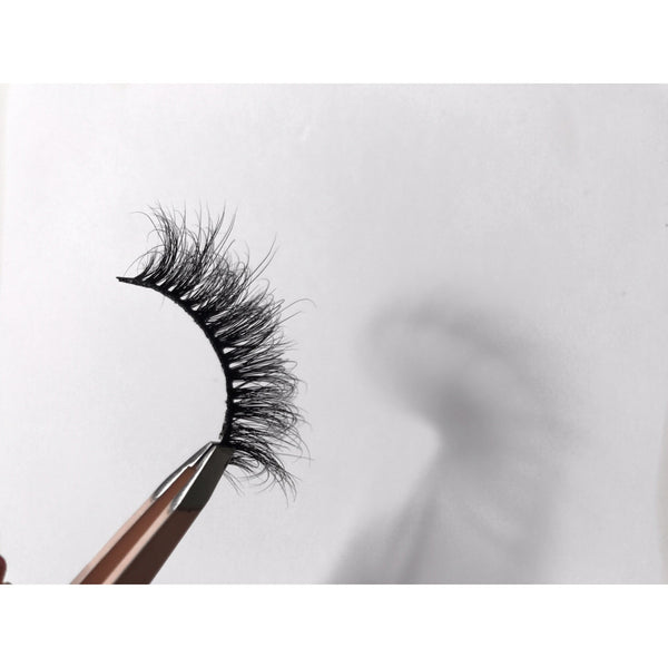 Sultry - Silk False Eyelashes - CODA Hair