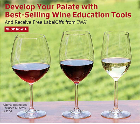 Wine Learning (Develop your Palate)
