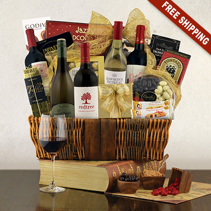 Wines of the World Gift Set