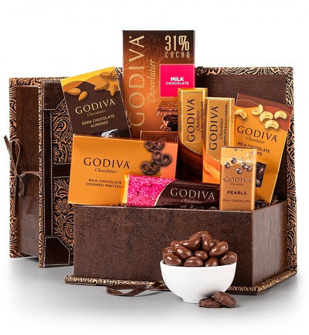 Sweet Sensations Chocolate Gift-Godiva Chocolates