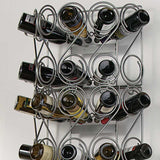 Euroline Demi Wine Rack 12-bottle
