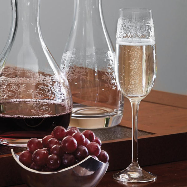 Lucca Champagne Flute (Set of 6)