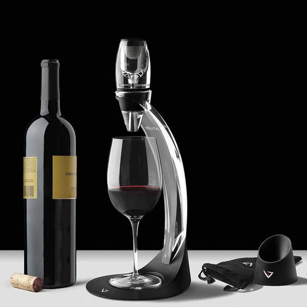Vinturi Red Wine Aerator and Tower Set