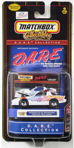 Matchbox D.A.R.E. Collection Exclusive Edition Medford New Jersey Police Department Diecast Car