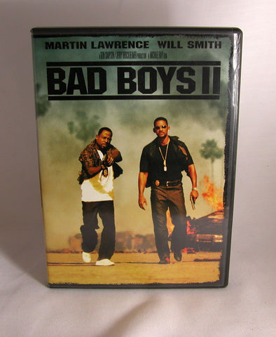 Modern Pre-Owned DVD Bad Boys II (Two-Disc Special Edition) Martin Lawrence, Will Smith, Gabrielle Union 2003