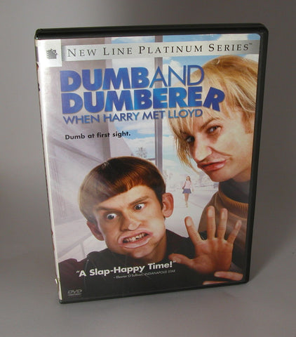 Modern Pre-Owned DVD Dumb and Dumberer: When Harry Met Lloyd Derek Richardson, Eric Christian Olsen 2003
