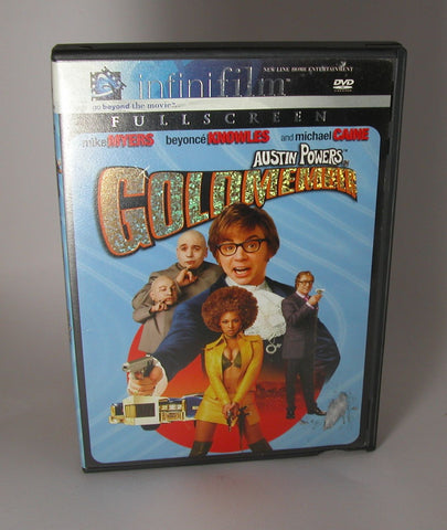 Modern Pre-Owned DVD Austin Powers in Goldmember Mike Myers, Beyoncé Knowles, Seth Green 2002