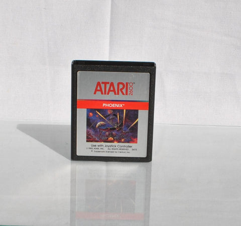 Vintage Atari 2600 Phoenix Game From Amstar Electronics 1980 Video Game