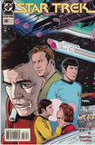 Vintage Star Trek Original Series Comic Book Number 58 March 1994 DC Comics