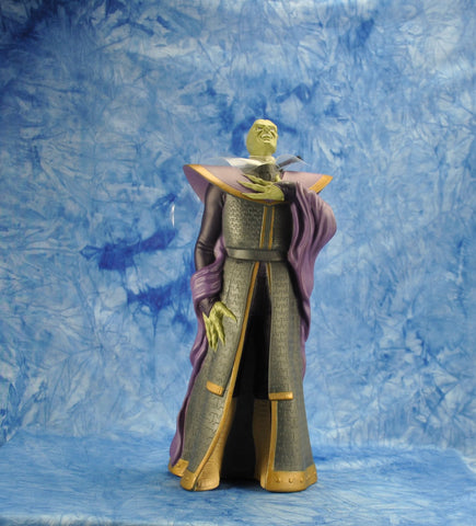 "Vintage Applause 1990s Star Wars Shadow Of The Empire The Star Wars Collector's Series 10"" Figure Prince Xizor Vinyl Doll"