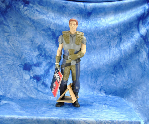 "Vintage Applause 1990s Star Wars Shadow Of The Empire The Star Wars Collector's Series 10"" Figure Dash Rendar Vinyl Doll"