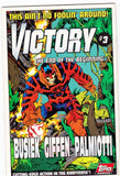 Vintage TOPPS Comics Victory #1 of 5 1994 - Is This The End Of Kirbyverse