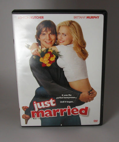 Modern Pre-Owned DVD Just Married Ashton Kutcher, Brittany Murphy, Shawn Levy 2003