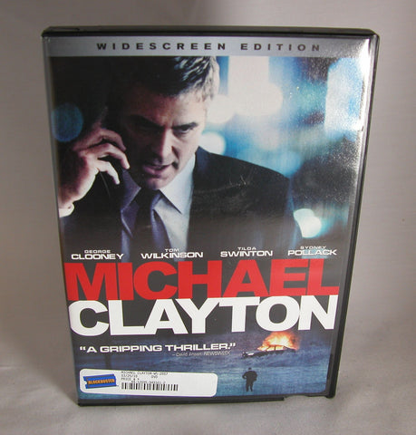 Modern Pre-Owned DVD Michael Clayton (Widescreen Edition) 2007