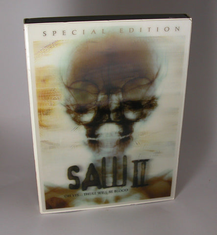 Modern Pre-Owned DVD Saw II - Unrated (Two-Disc Special Edition) 2005