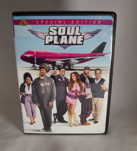 Modern Pre-Owned DVD Soul Plane (Special Edition) Tom Arnold, Kevin Hart, Method Man 2004