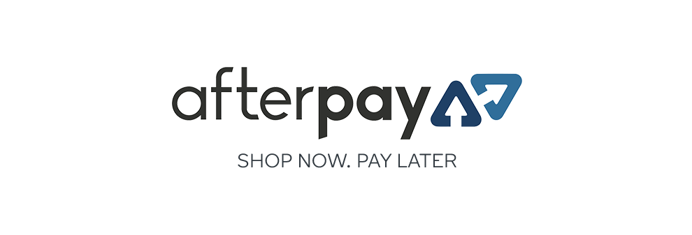 afterpay logo shop now pay later