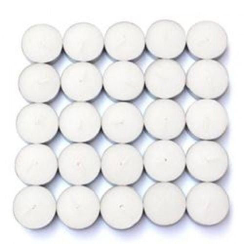Scented Tea Light Tealight Candles 4 Hour Hours Burn Scent - 100pcs , Candles - n/a, Simply Homeware - 7