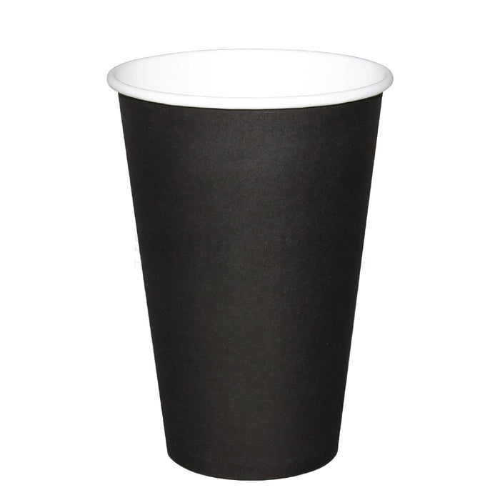 Pardy Coffee Cups Disposable Paper 8 12oz 16oz Single Wall Takeaway Drink Water