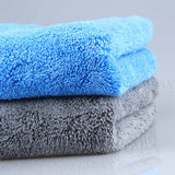 6x 1000GSM Microfibre Car Drying Towel Cleaning Cloth Microfiber Glass 62x30cm
