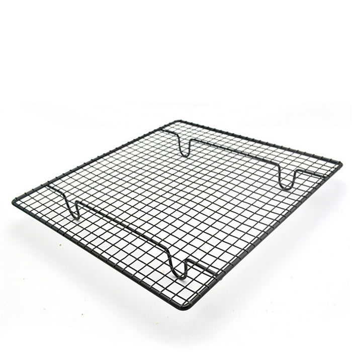 2/4X Lecluse Cake Cooling Rack Cook Stand Bread Baking Tray Sheet Tools Oven Pan