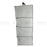 Hanging Clothes Shirt Storage Organiser Shelf Cabinet Wardrobe Closet Hanger - Simply Homeware