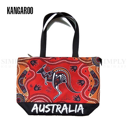 Shopping Bag Handbag Tote Canvas Shoulder Bag Women Large Capacity Australian AU - Simply Homeware