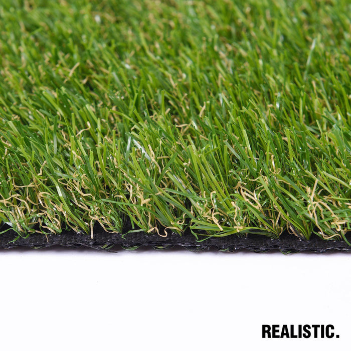 10-80 SQM Synthetic Grass Fake Turf Artificial Mat Plant Lawn Flooring 20mm 30 - Simply Homeware
