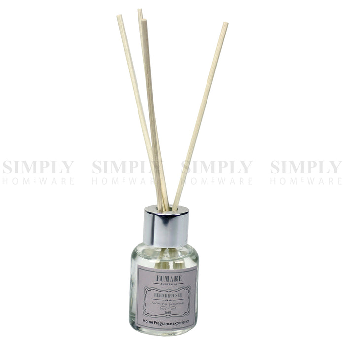 Reed Diffuser Fragrance Sticks Oil Refill Bottle Kit 3pcs 30ml , Candles - Bigspud, Simply Homeware - 6