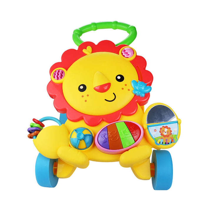 Truboo Walker Baby Push Toddler Toys Activity Centre Music Kids Balance Wheels