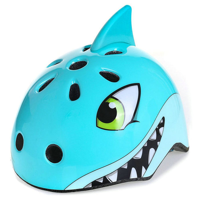 Truboo Kids Bike Helmets Bicycle Fox BMX Skate Scooter Dirt Cycling Motorbike