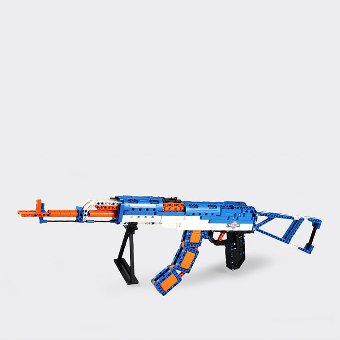 Truboo Building Blocks Gun Toy Kids Bricks Adult Army DIY Model AK-47 MP5 M4A1